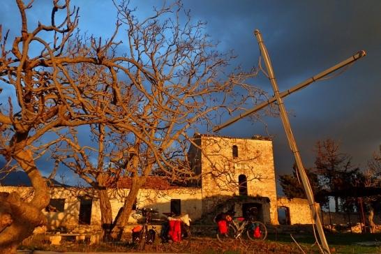 Le monastère abandonné