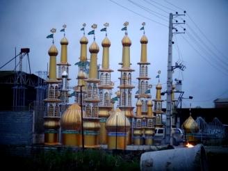 Supermarché de mosquées