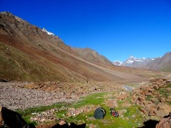 Inde, Ladakh - Bivouac à 4600m