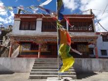 Petit monastère tibétain