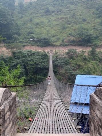 Pont à cables