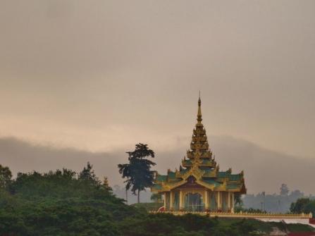 Myanmar : Bouddhisme birman