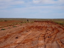 Australie - Notre champ de bataille sur 160 km