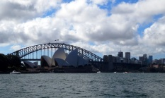 Australie - L'Opéra House, symbole de Sydney