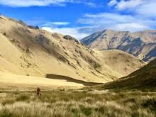 Nouvelle-Zélande - Motatapu track