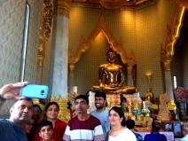 Thaïlande - Les Bouddahs de Bangkok