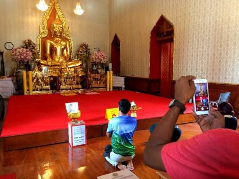 Thaïlande - Les Bouddhas de Bangkok